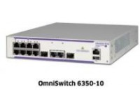Switch Alcatel-Lucent OmniSwitch OS6350-10